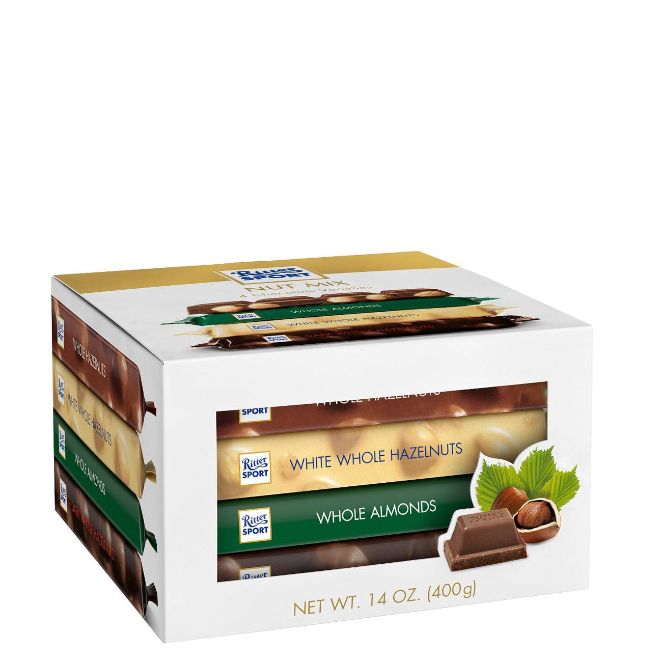 GIFTBOX NUTS 400 G