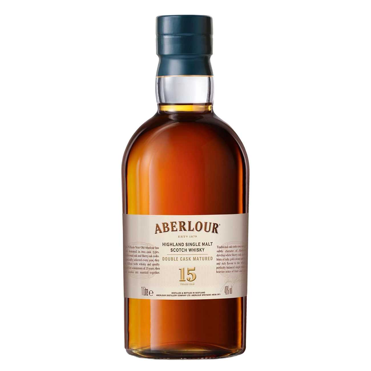 Whisky scotian, 15 YEARS 1000 ML, Aberlour