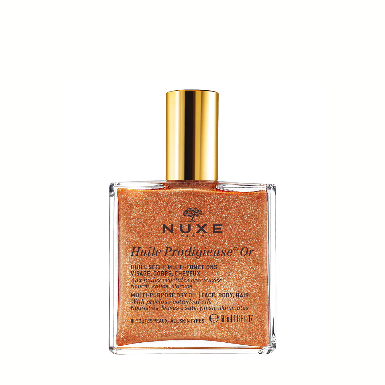 Huile Prodigieuse® Or 50ml Nuxe imagine 2021 bestvalue.eu