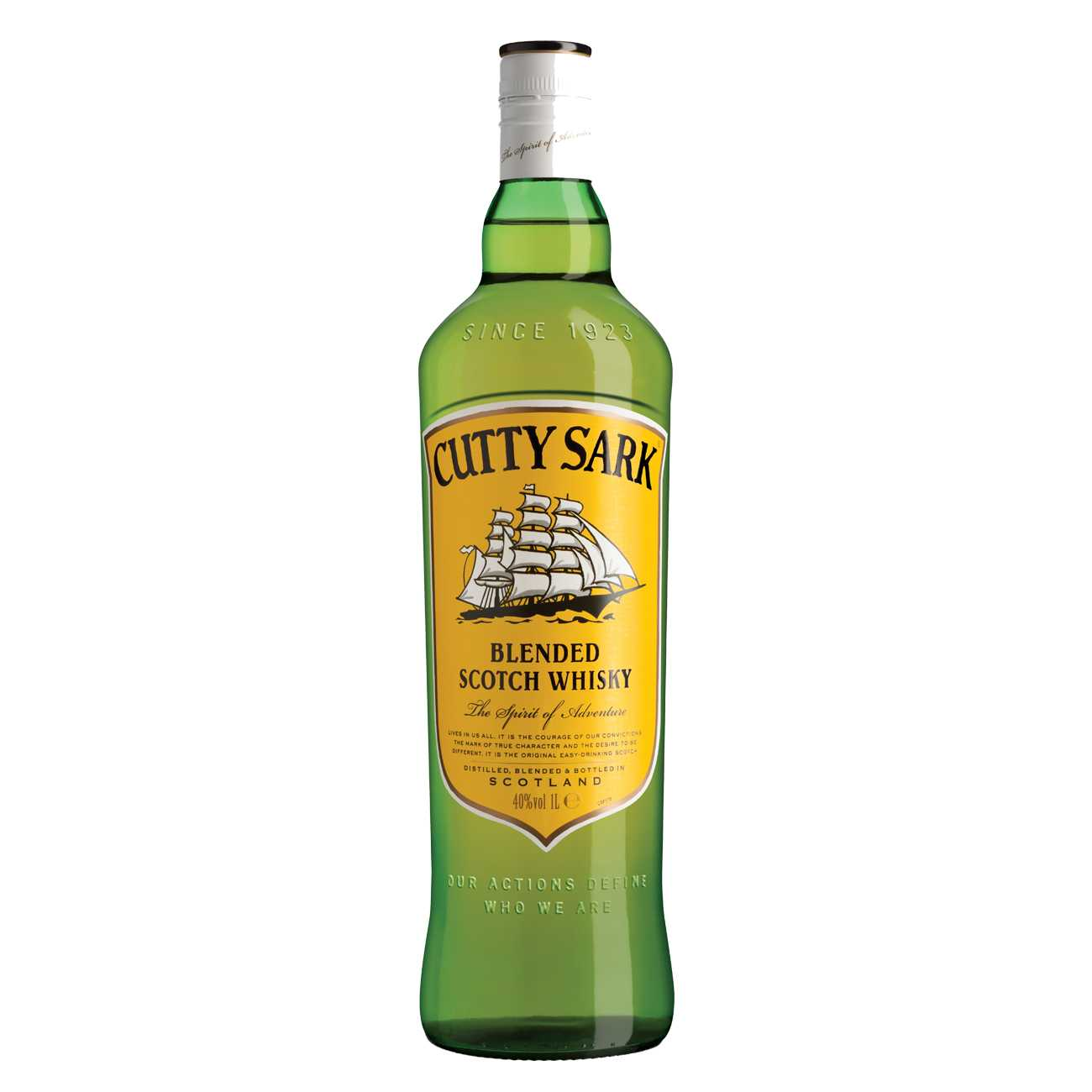 Whisky scotian, THE SPIRIT OF ADVENTURE 1000 ML, Cutty Sark