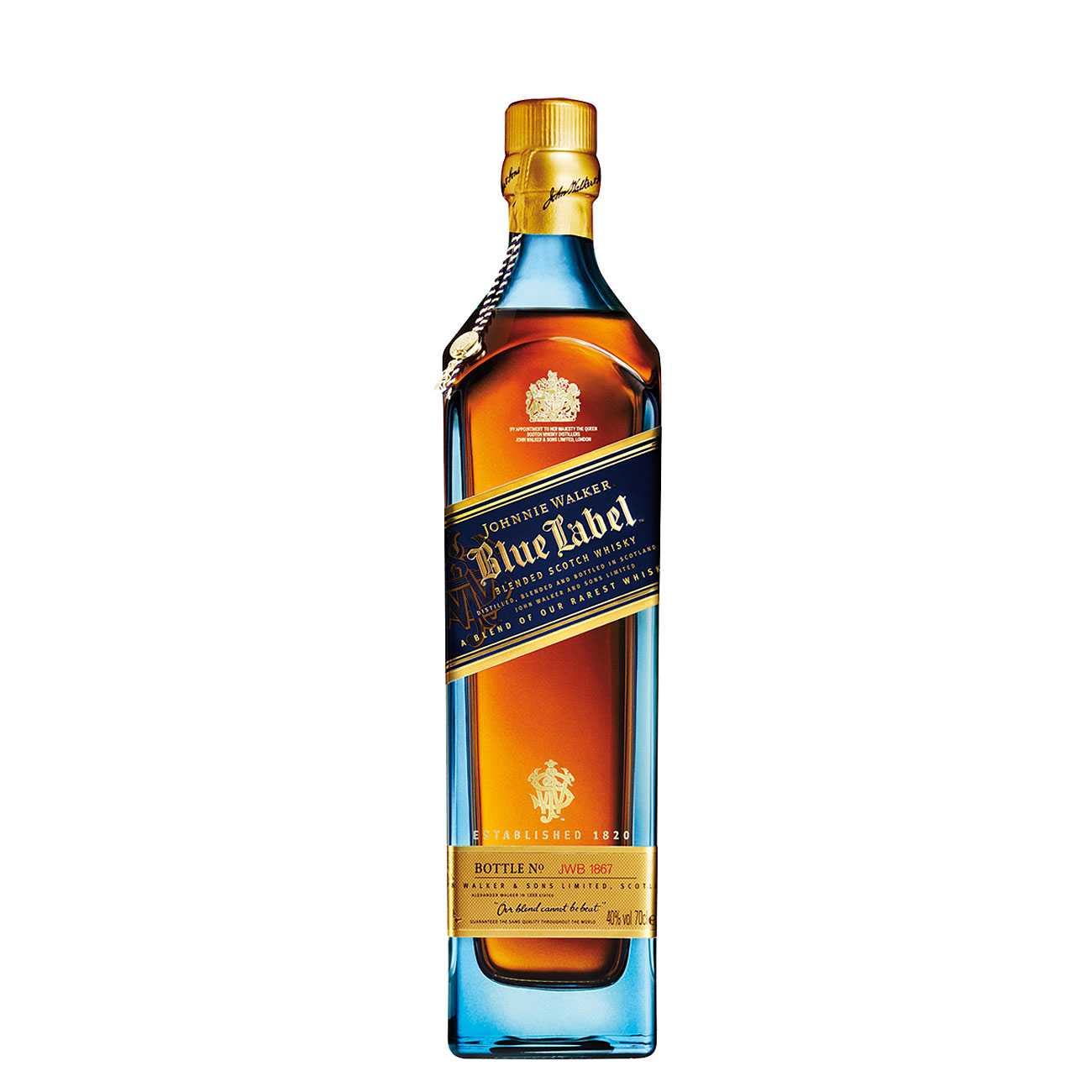 Whisky scotian, BLUE LABEL 700 ML, Johnnie Walker