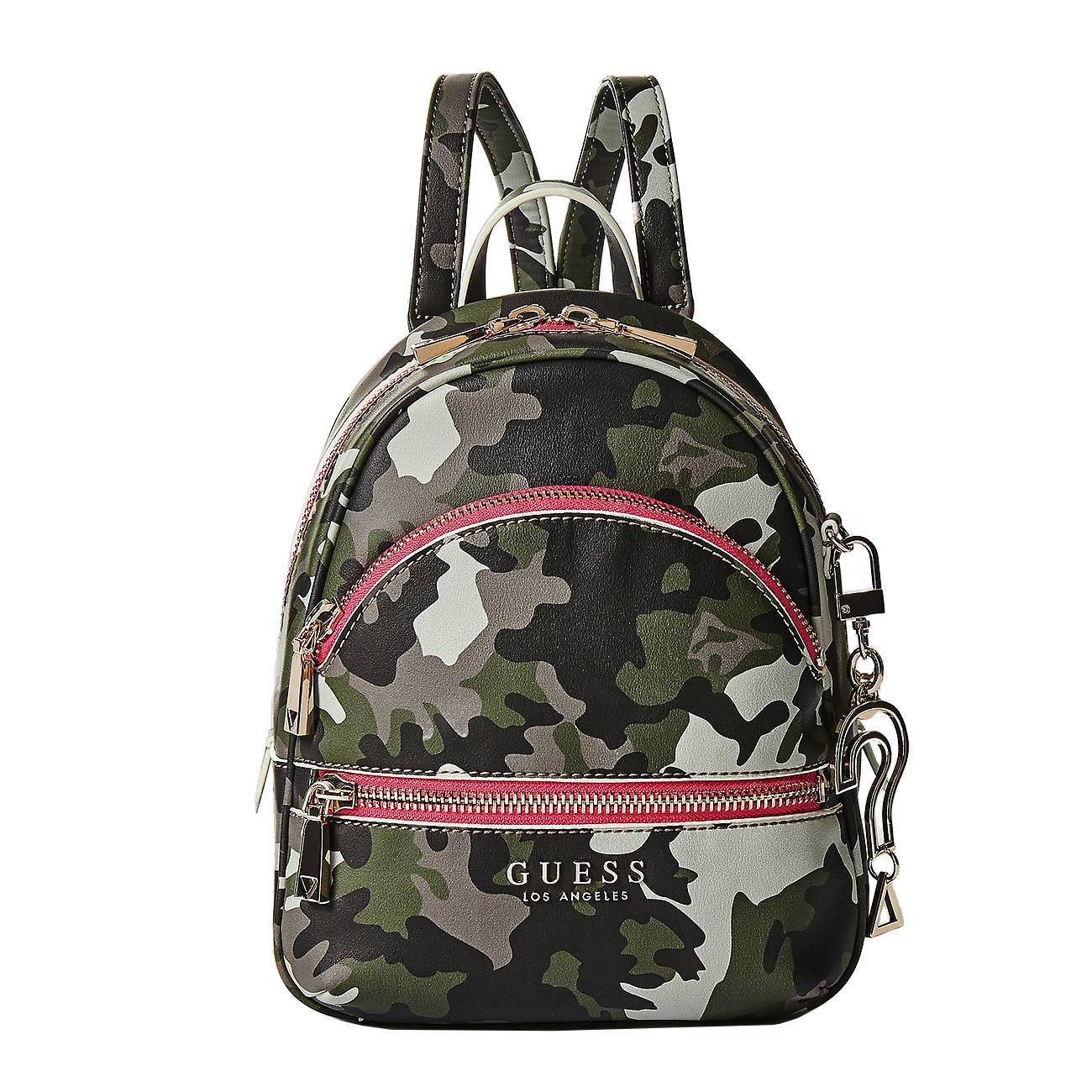 MANHATTAN CAMOUFLAGE BACKPACK S