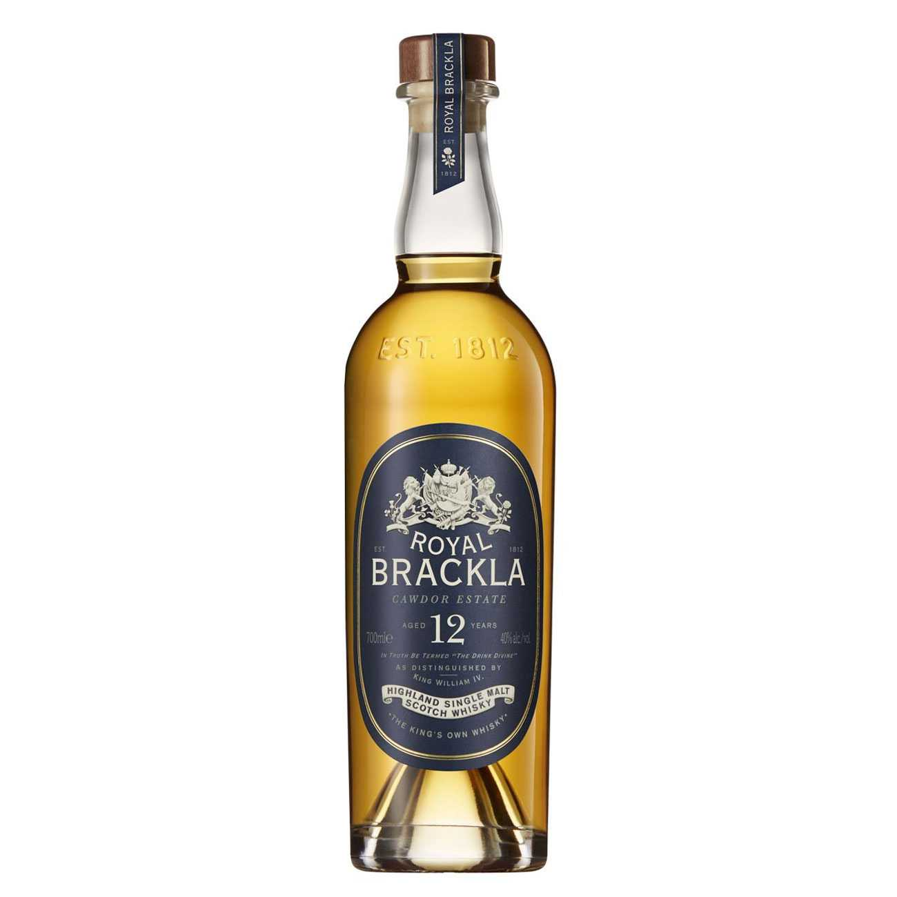 Whisky scotian, 12 YEARS 1000 ML, Royal Brackla