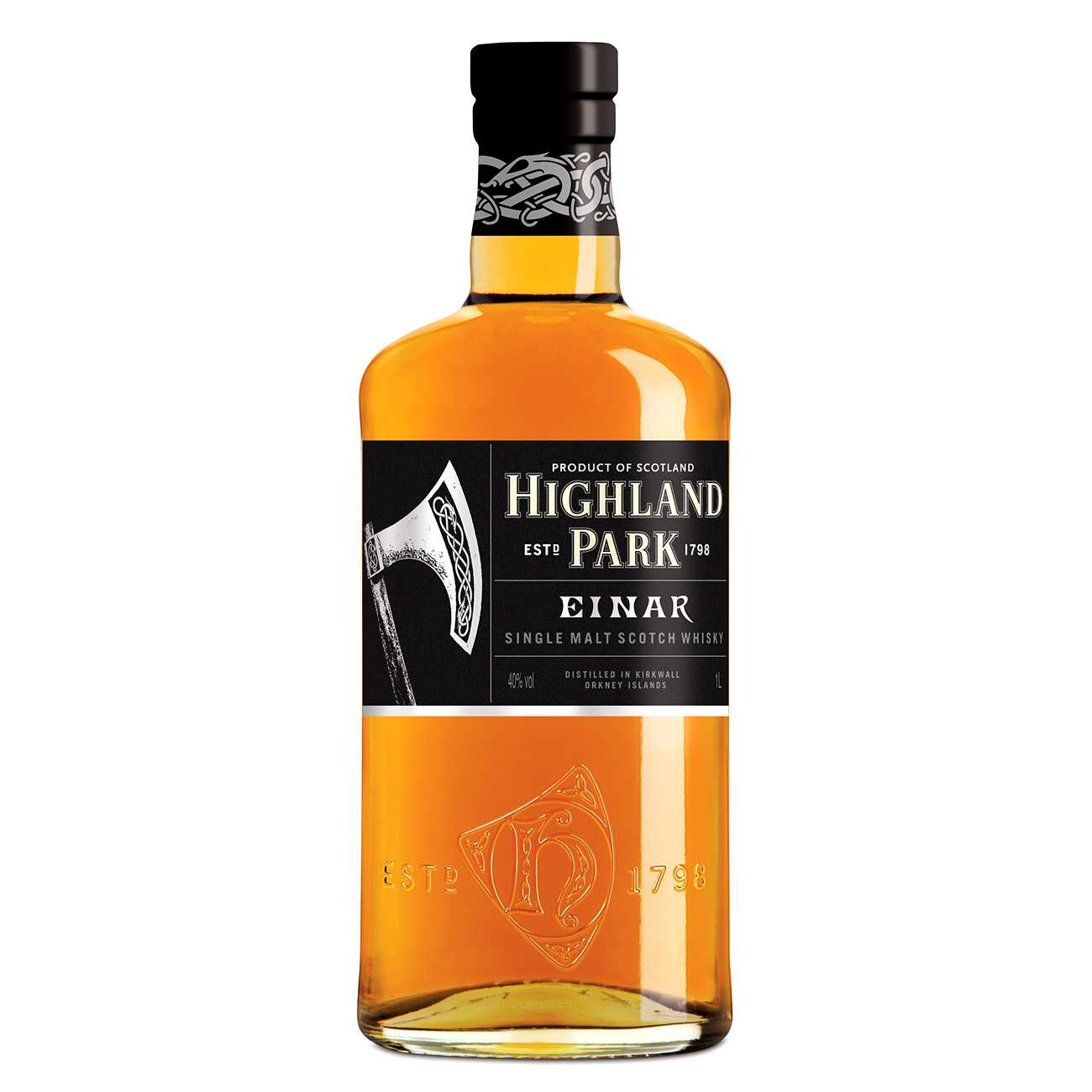 Whisky scotian, EINAR 1000 ML, Highland Park