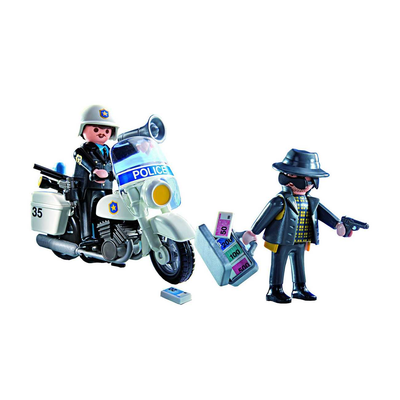 CARRYING CASE POLICE