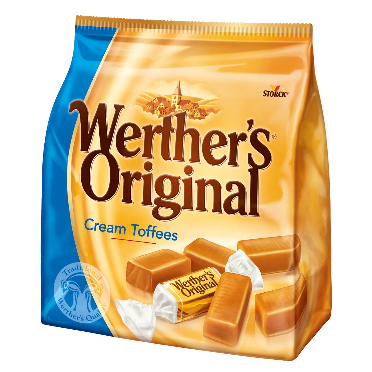 ORIGINAL CREAM TOFFEES 200 G