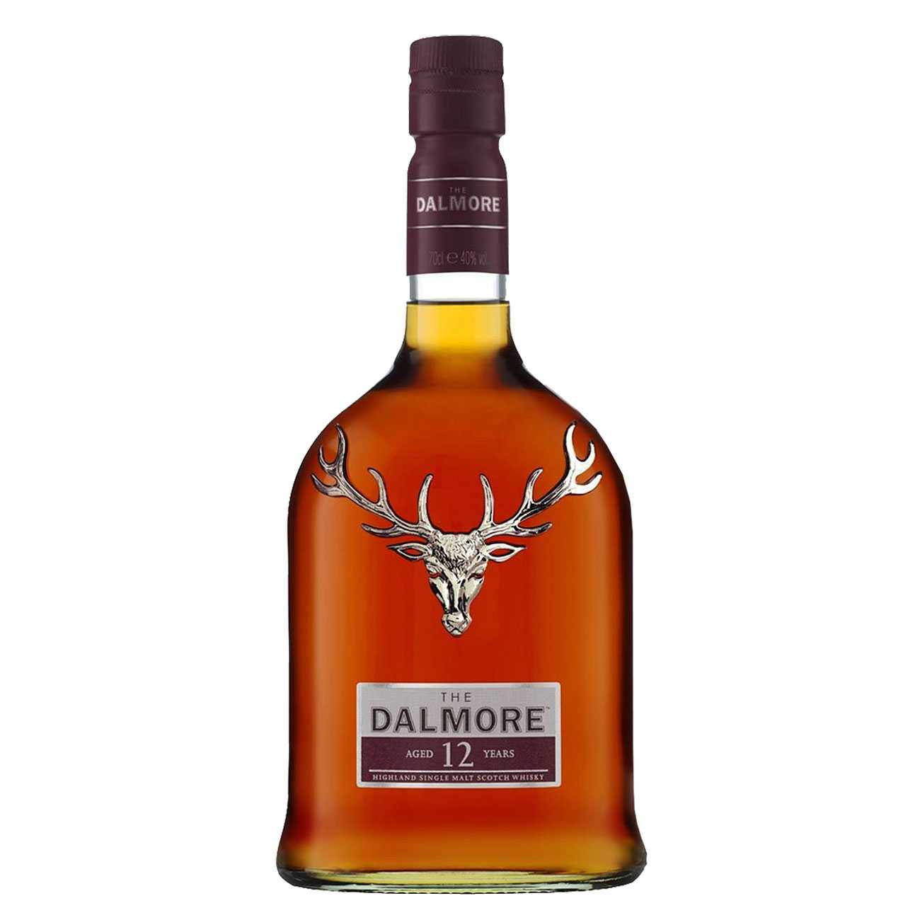 Whisky scotian, 12 YEAR OLD 1000 ML, Dalmore