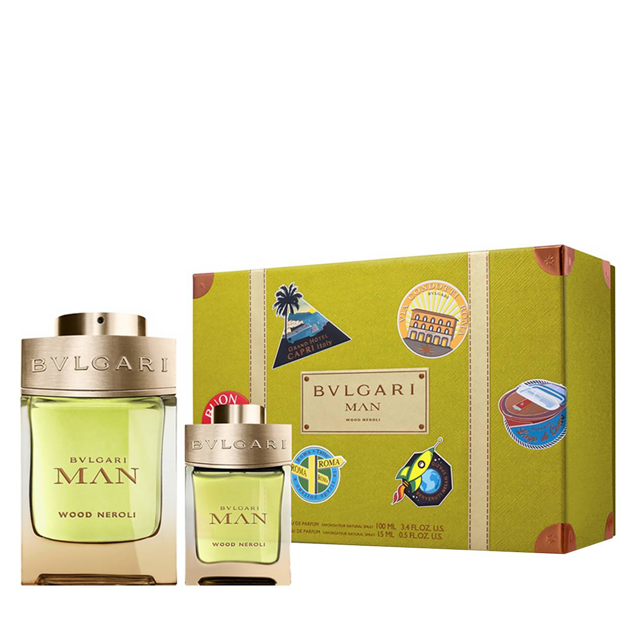 Man Wood Neroli Set 115ml