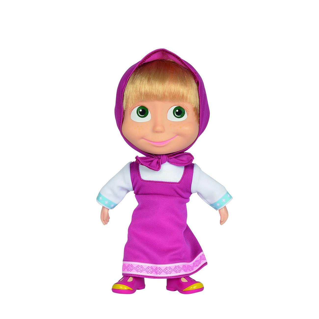 Masha Doll Pink Dress