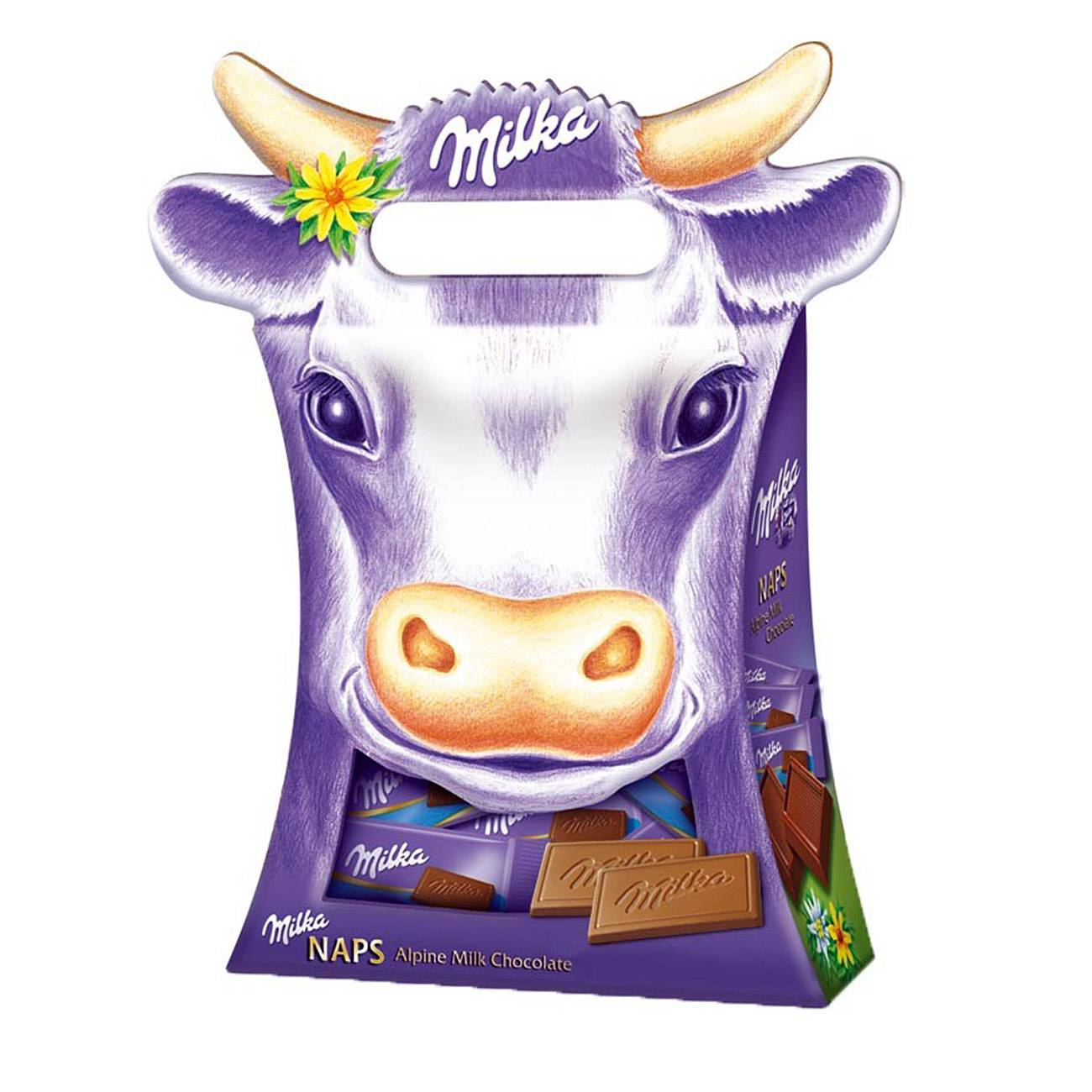 MILKA COW NAPS 345 Grame