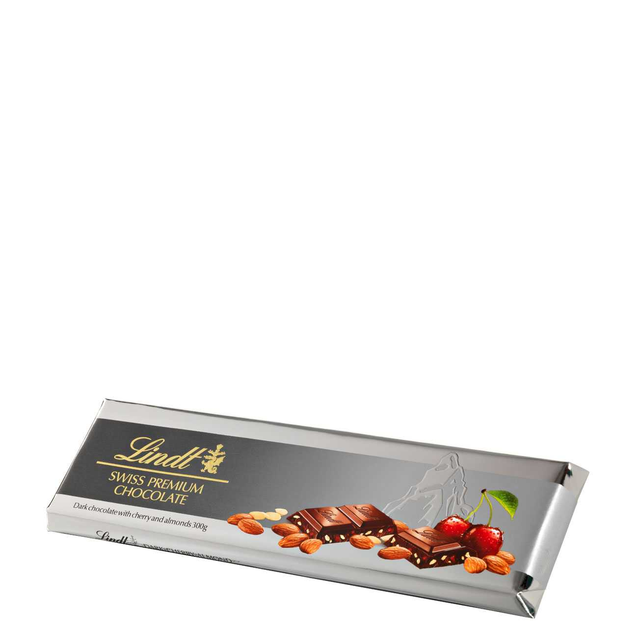 SILVER DARK CHERRY ALMOND 300 G