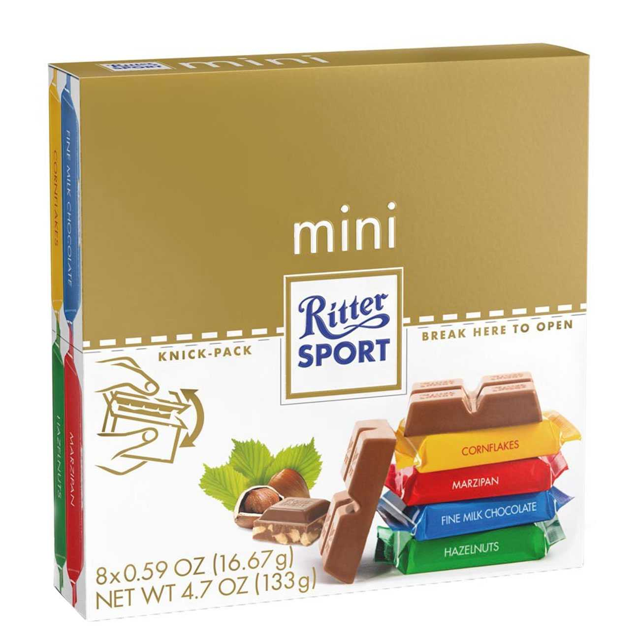 SPORT MINI KNICK-PACK 133 G