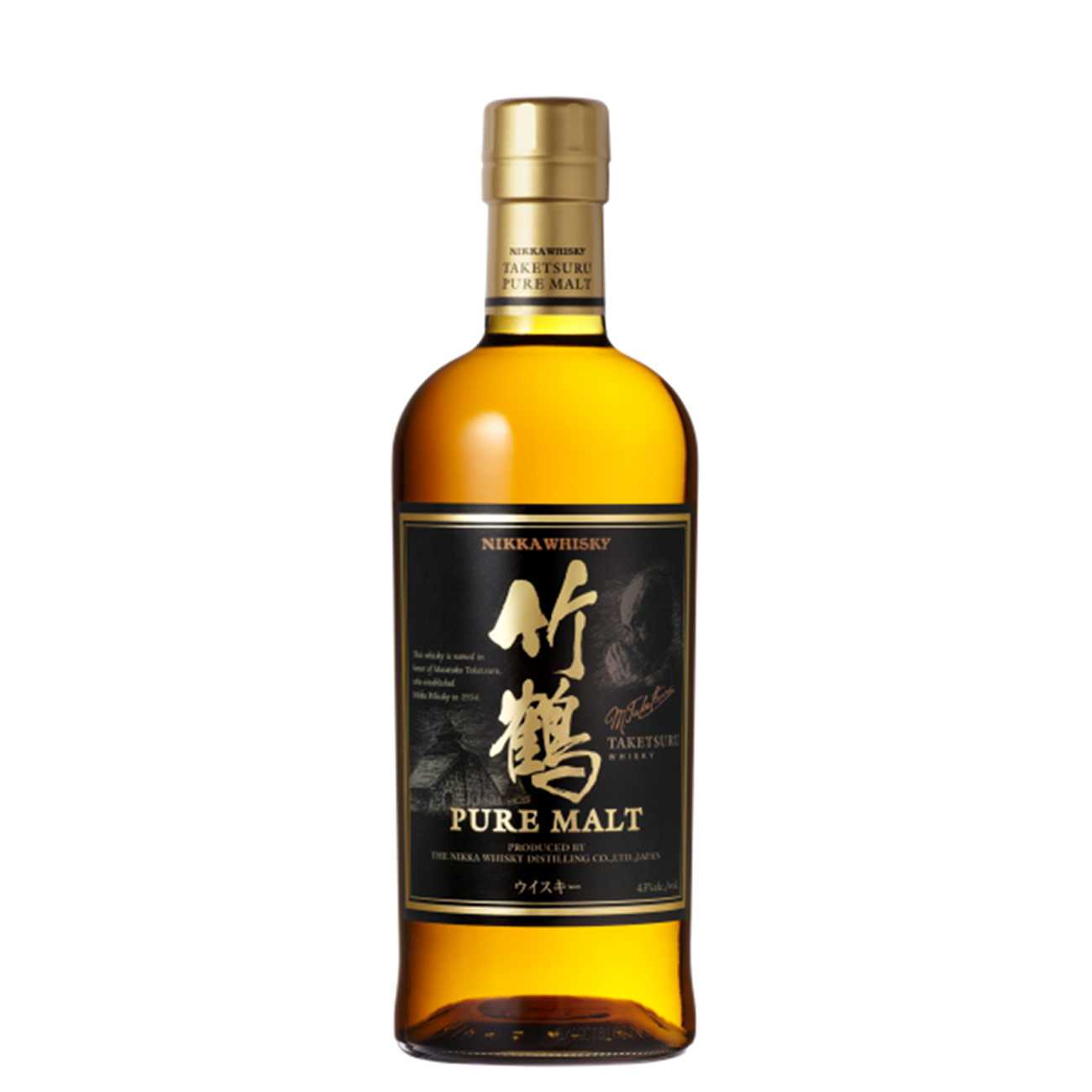Whisky international, TAKETSURU 700 ML, Nikka