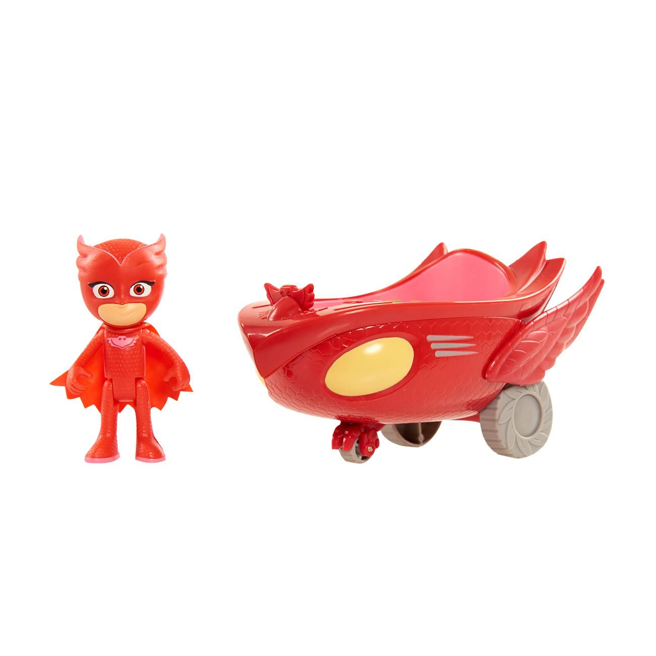 OWLETTE AND VEHICLE
