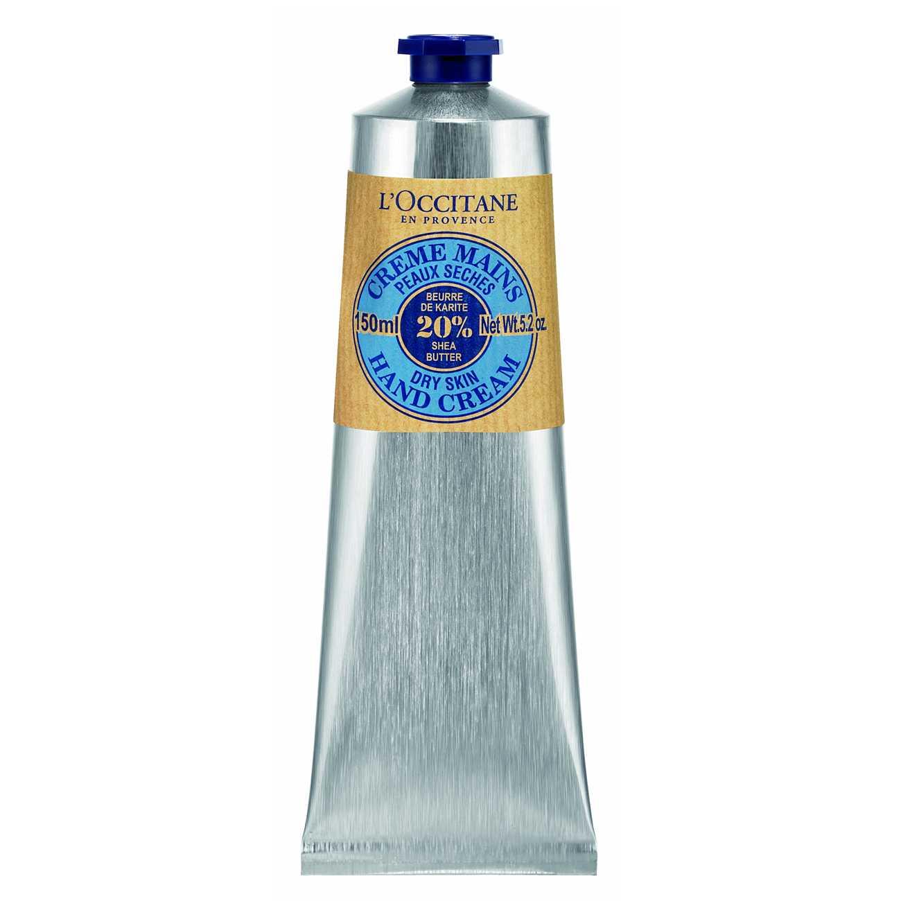 Hand Cream Shea Butter 150 Ml L'occitane imagine 2021 bestvalue.eu