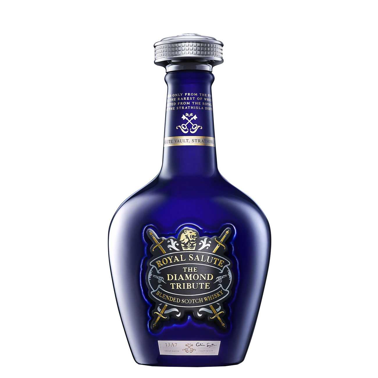 Whisky scotian, ROYAL SALUTE DIAMOND TRIBUTE 700 ML, Chivas Regal