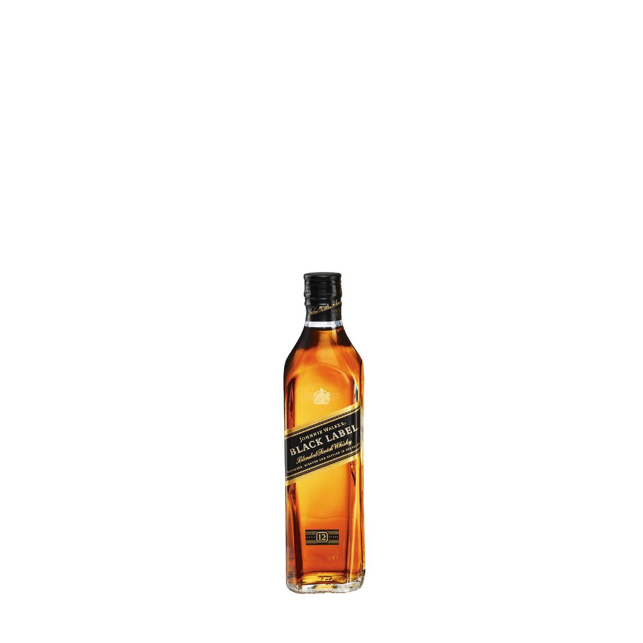 Whisky scotian, BLACK 12 Y 200ml 200 Ml, Johnnie Walker