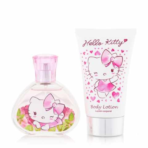 Kids World HELLO KITTY SET  Seturi parfumuri 150ml
