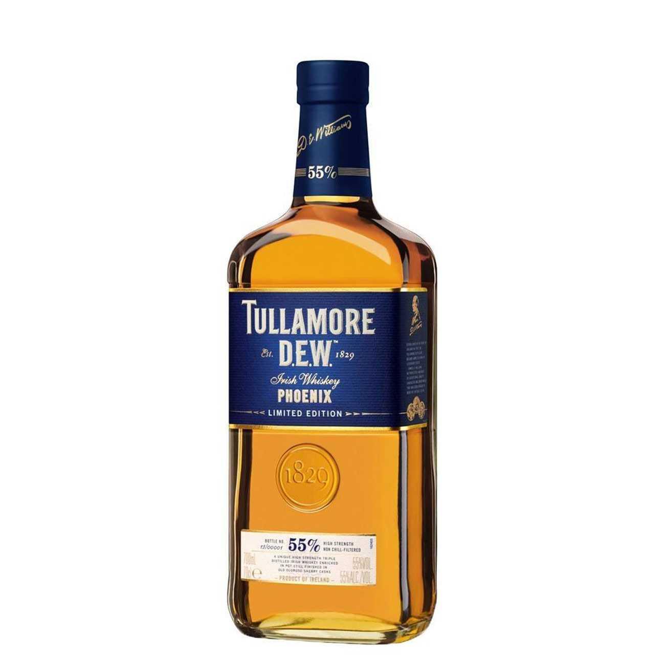Whisky irlandez, PHOENIX 700 ML, Tullamore Dew