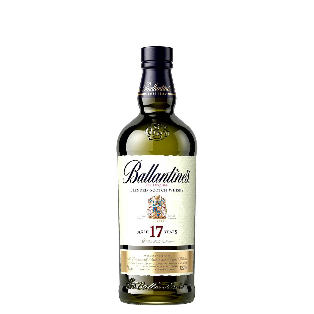 SCOTCH WHISKY 17 YEARS OLD 700 ML
