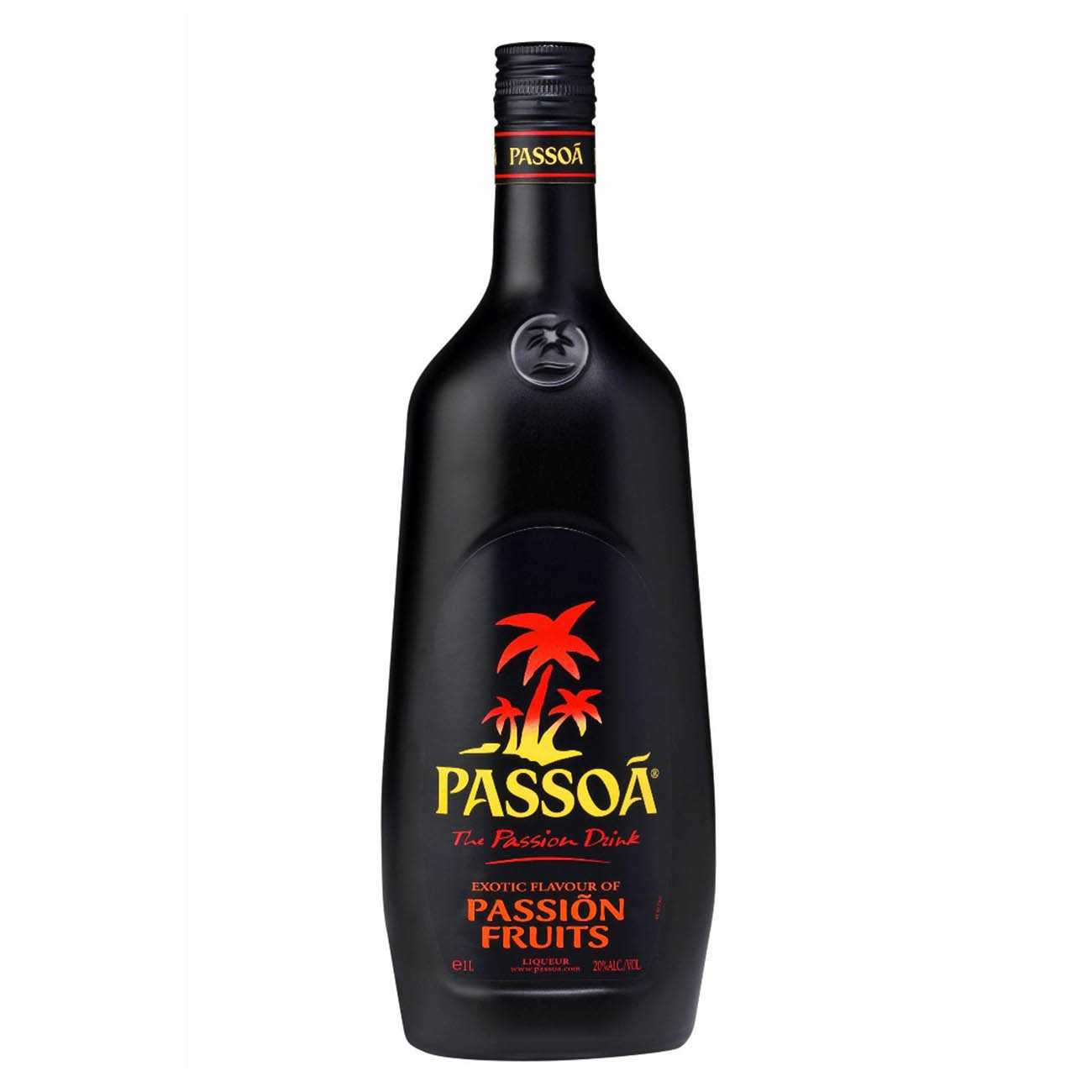 Lichior, THE PASSION DRINK 1000 ML, Passoa