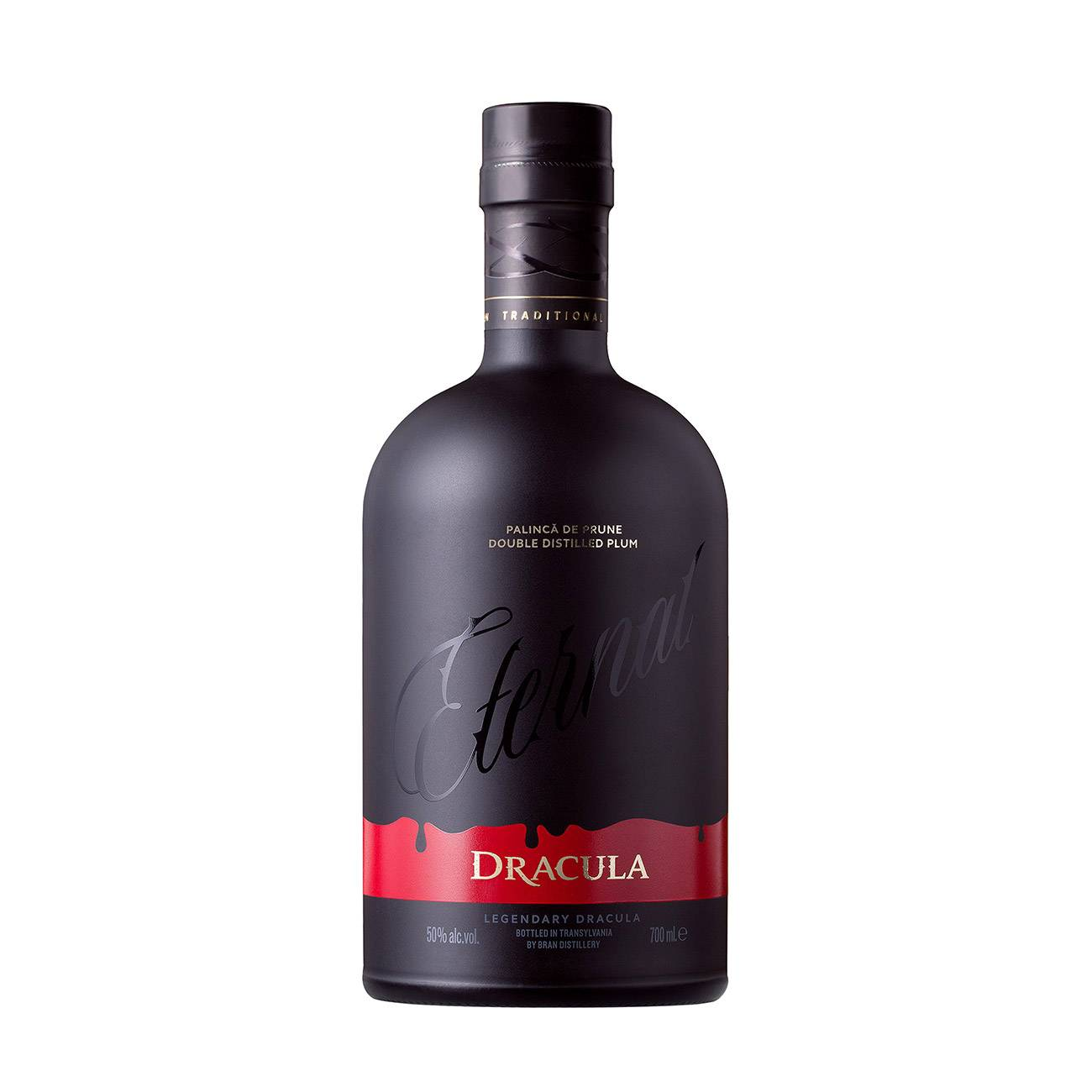 Spirtoase romanesti, ETERNAL DRACULA 700 ML 700 Ml, Legendary Dracula