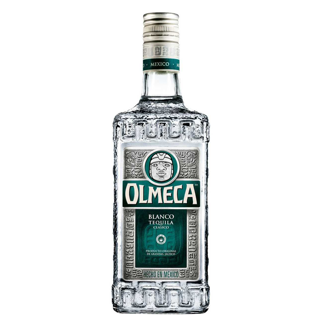 Tequila, BLANCO 1000 ML, Olmeca