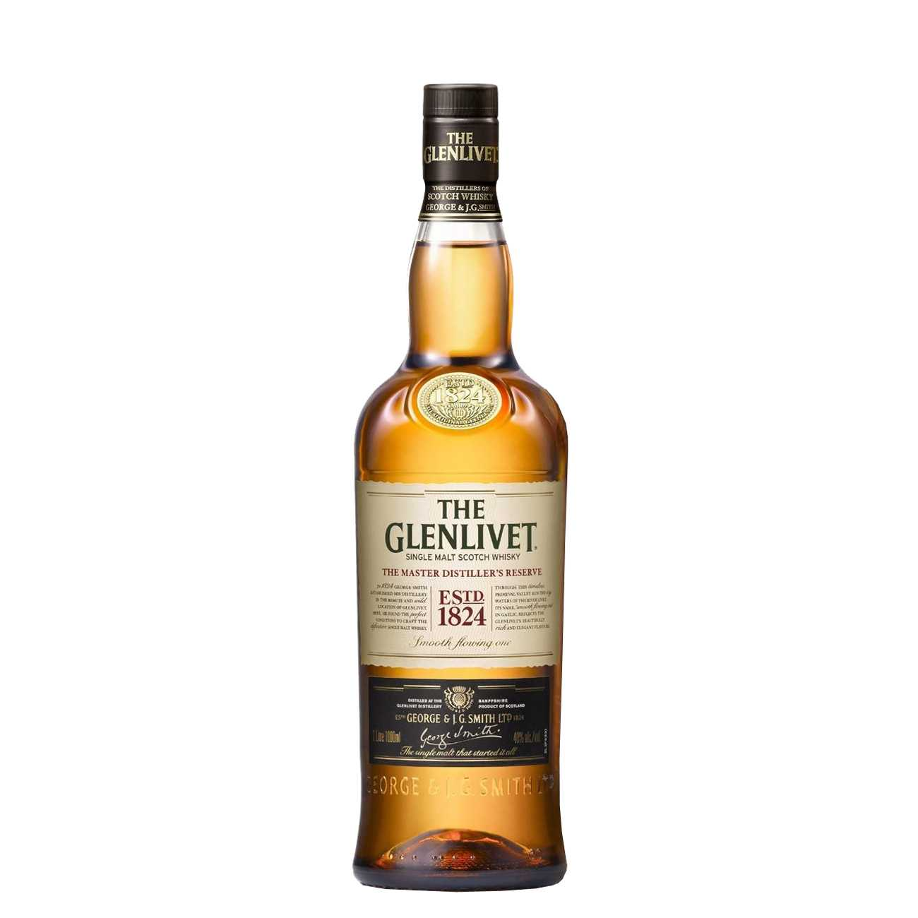 Whisky scotian, MASTER DISTILLER'S RESERVE 1000 ML, The Glenlivet