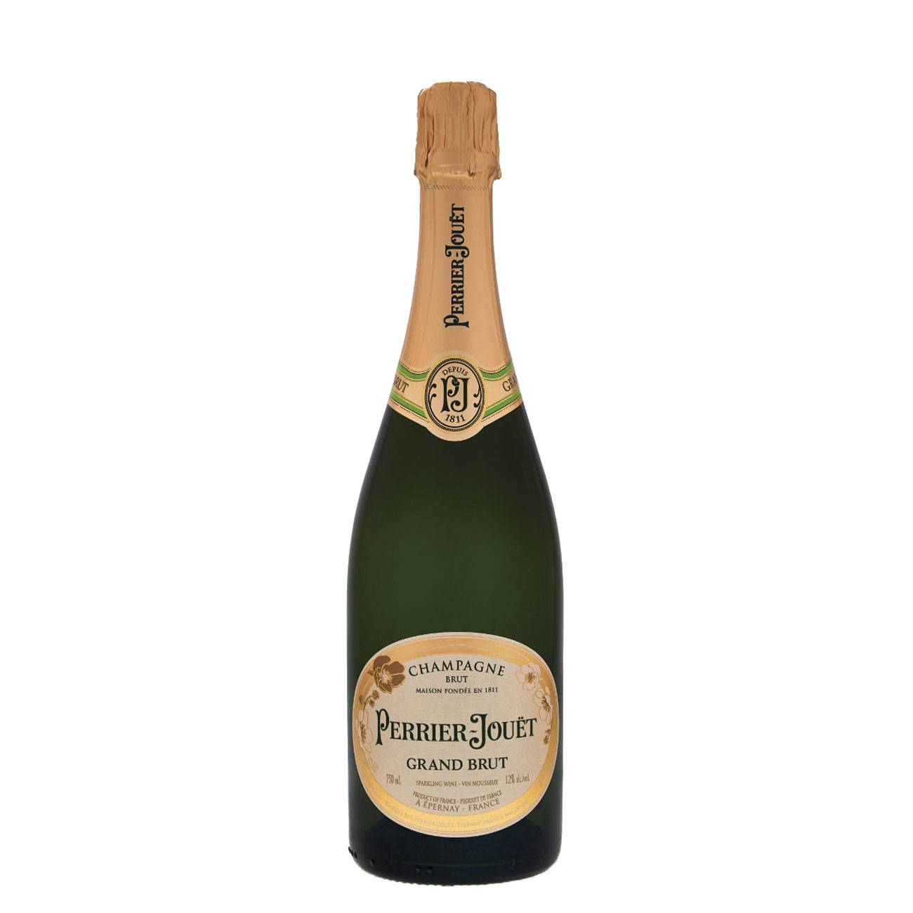 Sampanie, JOUET GRAND BRUT 750 ML, Laurent Perrier