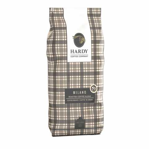 Hardy MILANO CAFEA BOABE Cafea 1000gr
