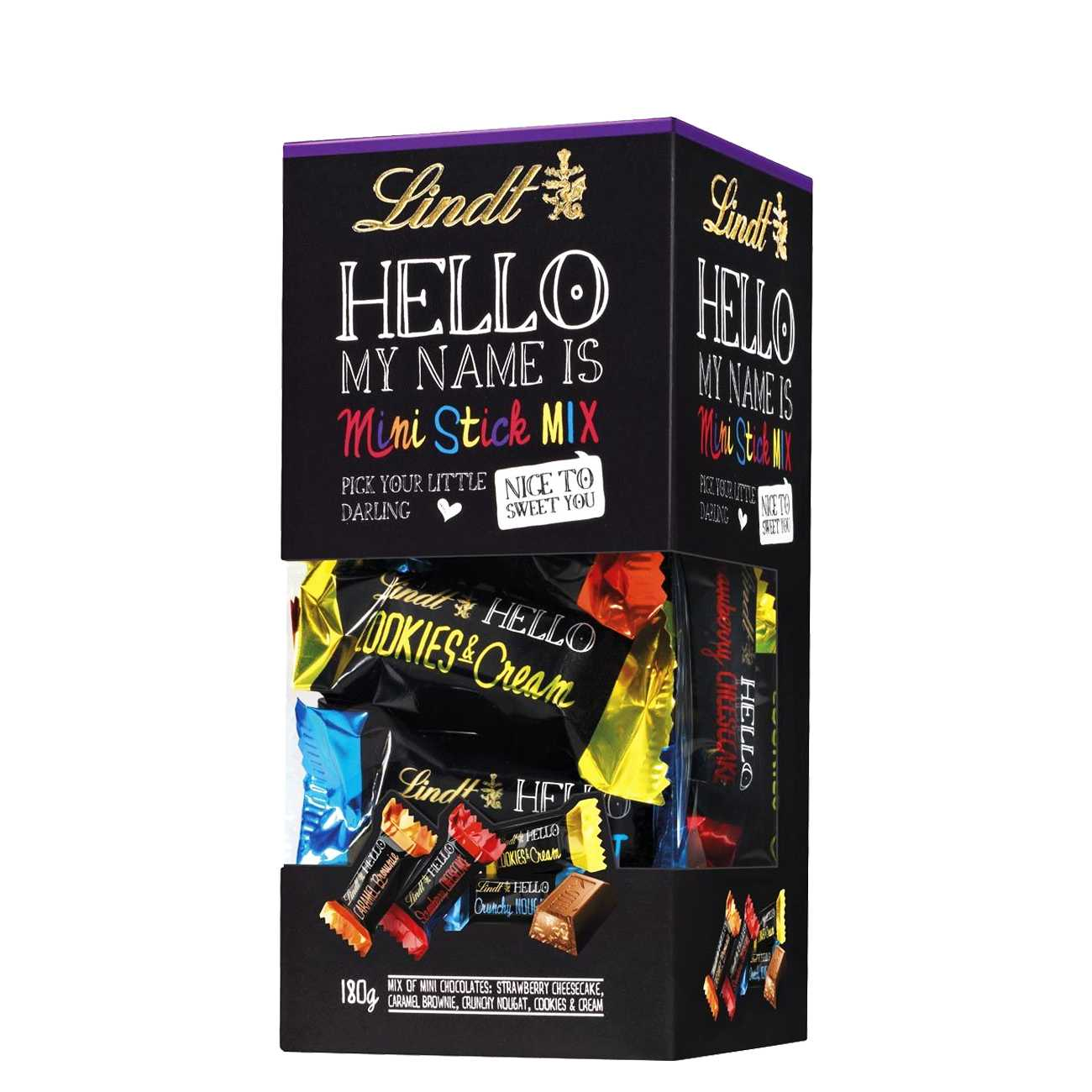 HELLO MINI STICK MIX 180 G