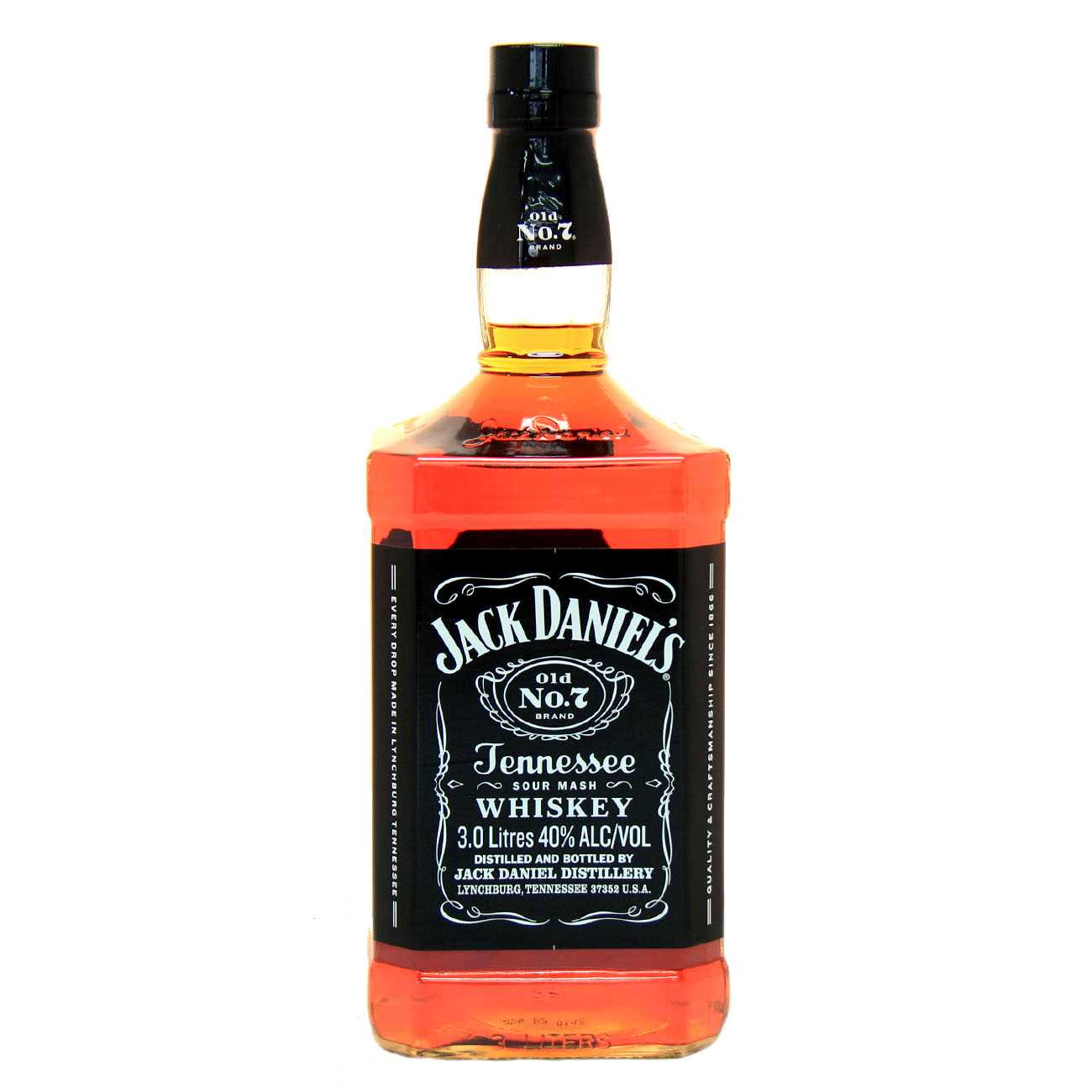 Whiskey american, OLD NO. 7 3000 ML, Jack Daniel's
