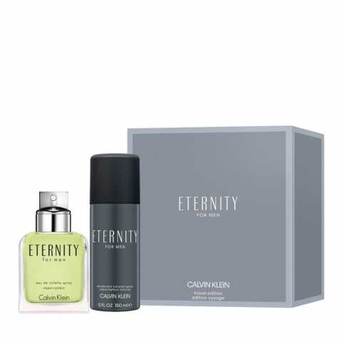 Calvin Klein ETERNITY FOR MEN SET Seturi parfumuri 250ml