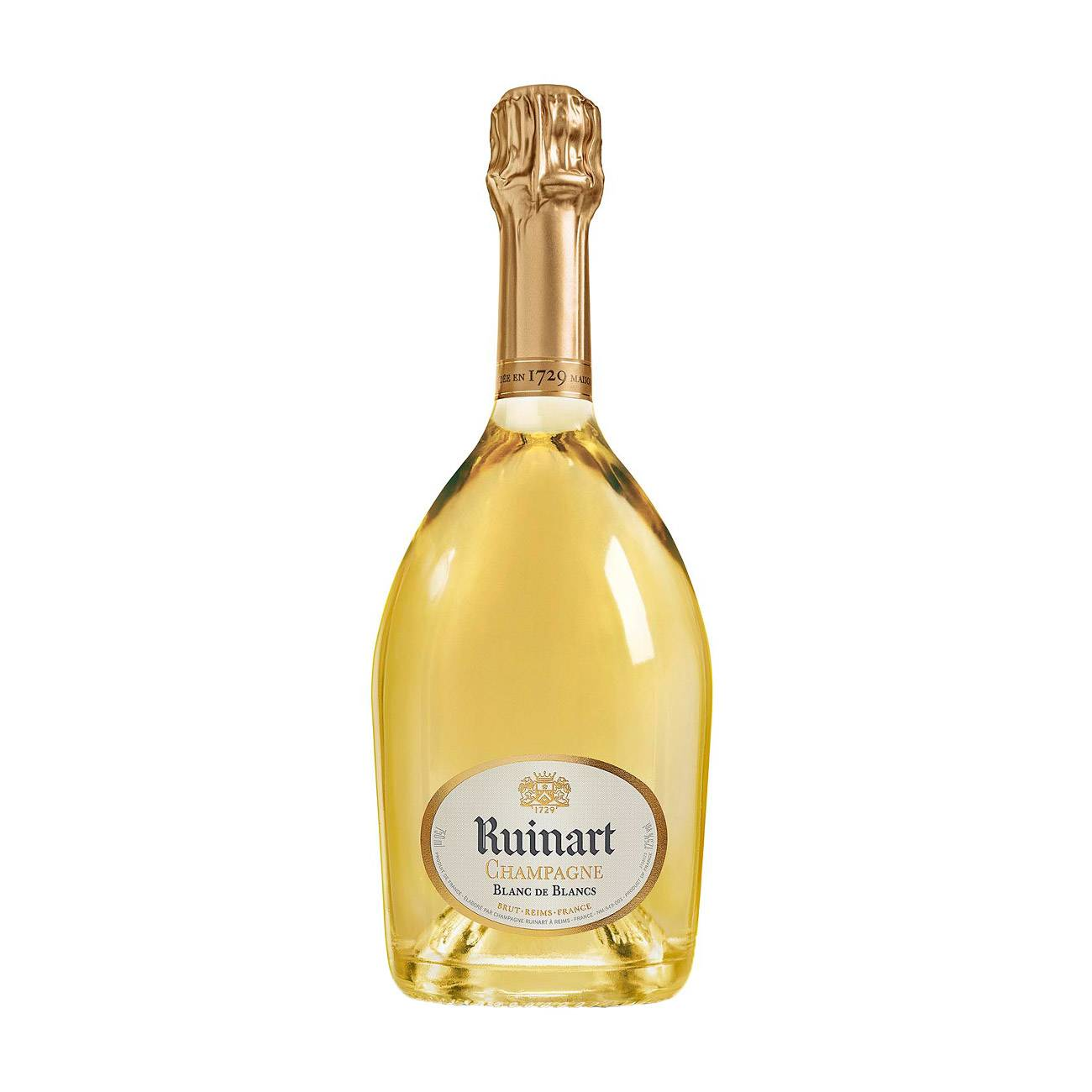 Sampanie, BLANC DE BLANCS 750ml, Ruinart