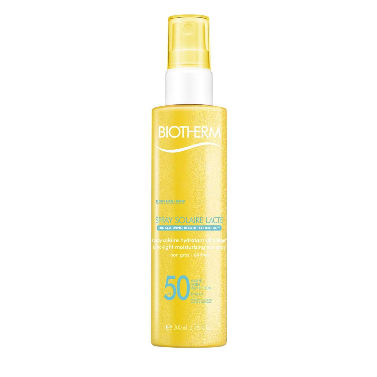 Spray Solaire Sun Lactee 200 Ml 200 Ml Biotherm imagine 2021 bestvalue.eu