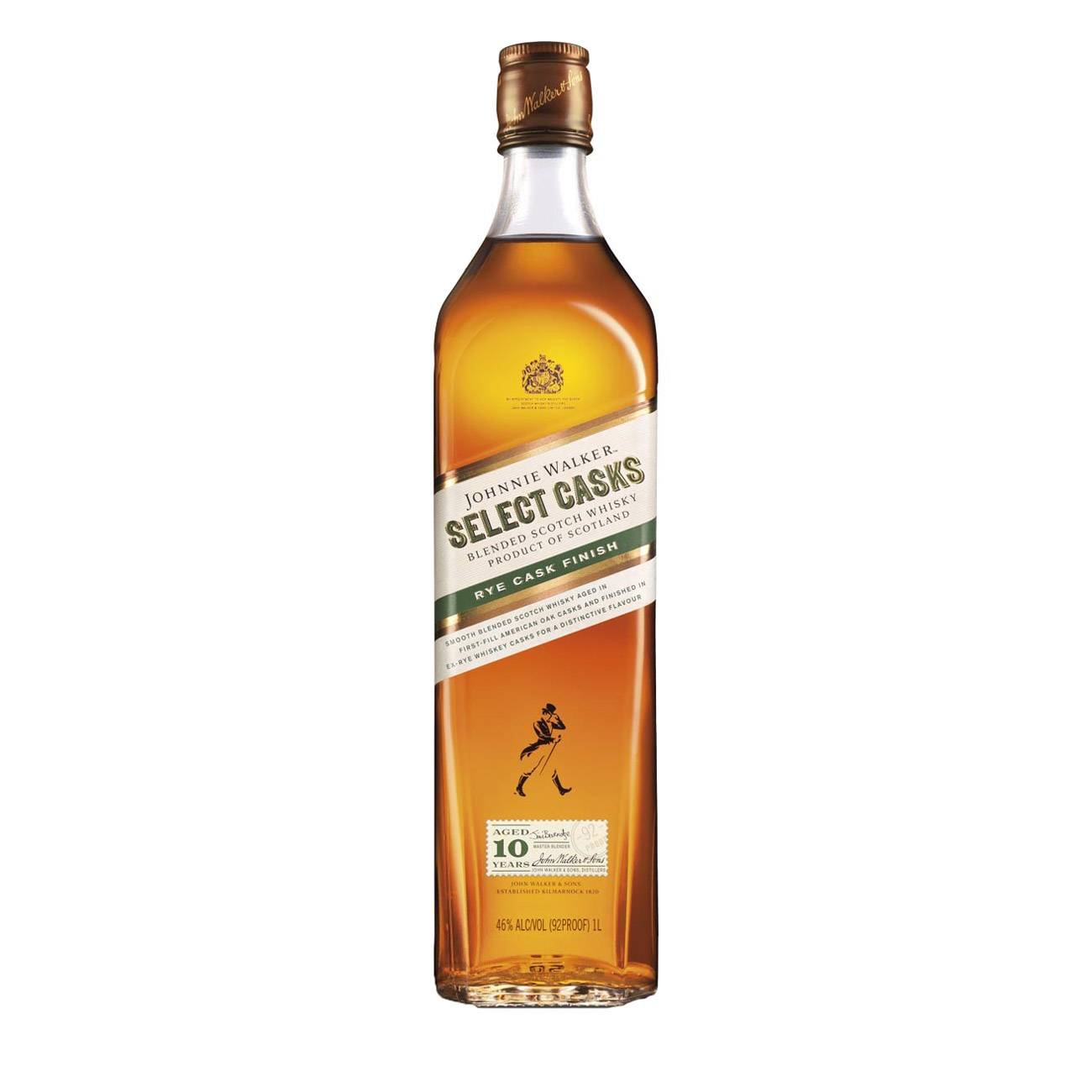Whisky scotian, SELECT CASKS 1000 Ml, Johnnie Walker