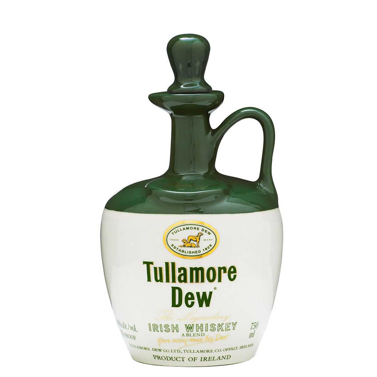 Whisky irlandez, DECANTER 700 ML, Tullamore Dew