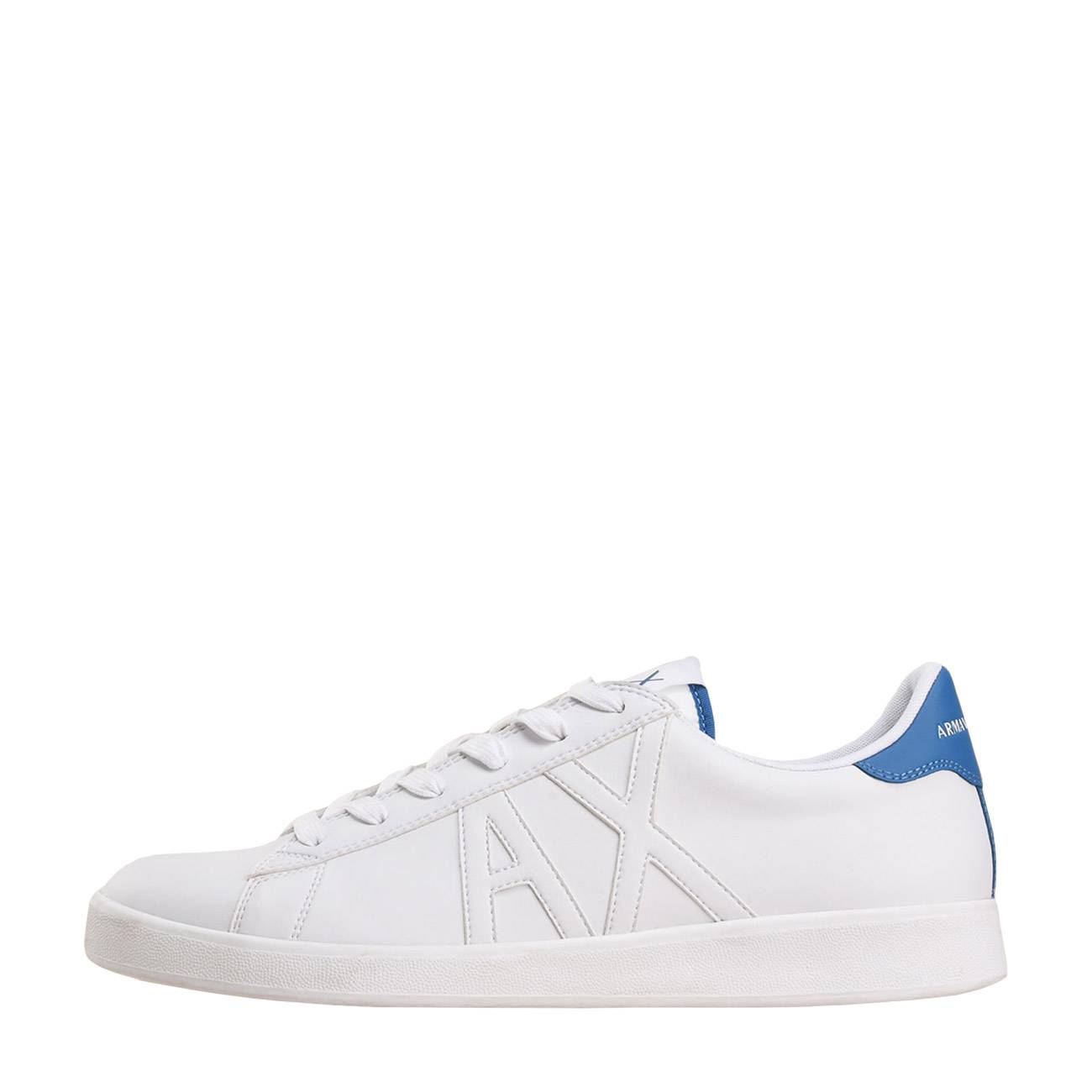 COLORBLOCK ACCENT LOW-TOP SNEAKERS 44