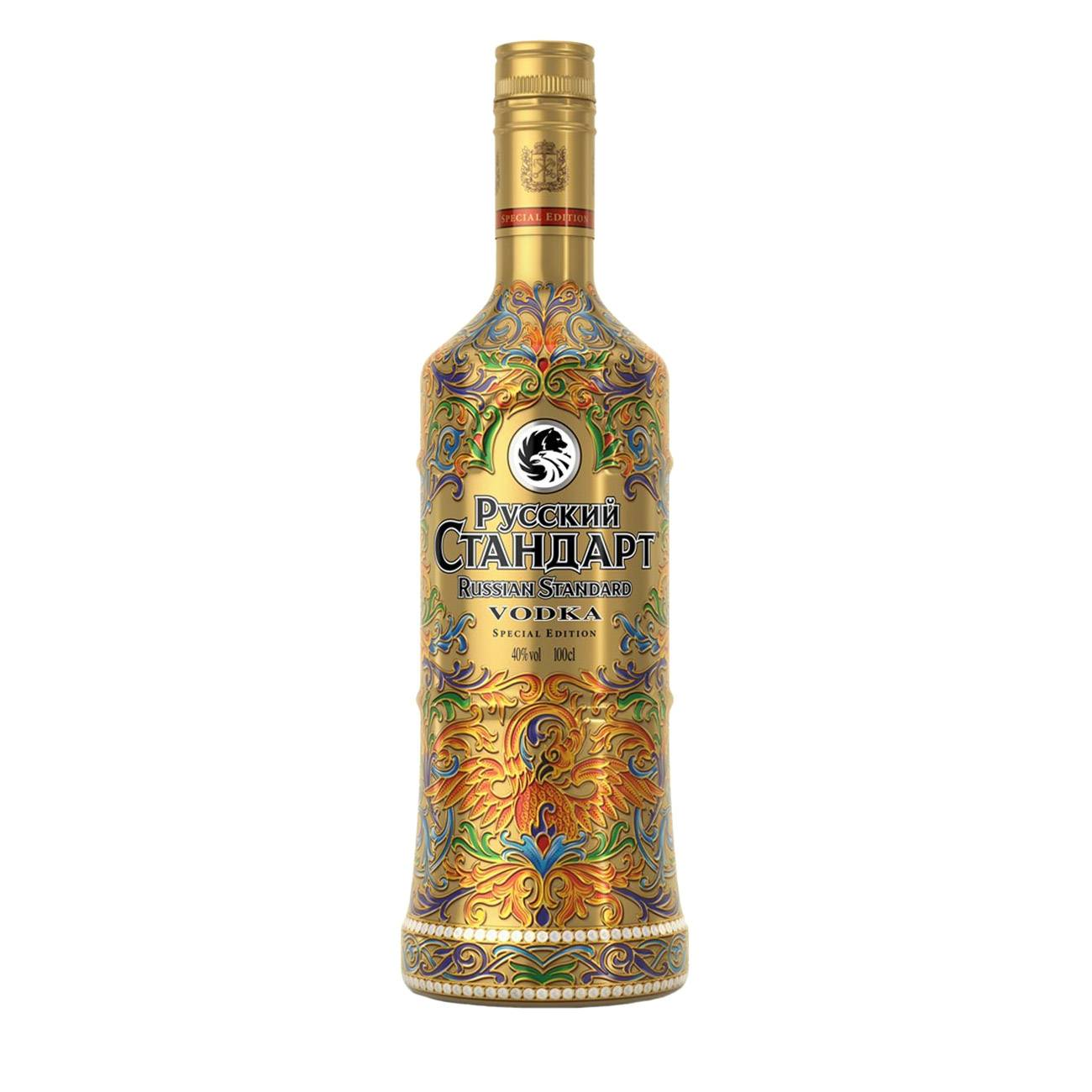 Vodka, ORIGINAL LYUBAVIN SPECIAL EDITION 1000ml, Russky Standard