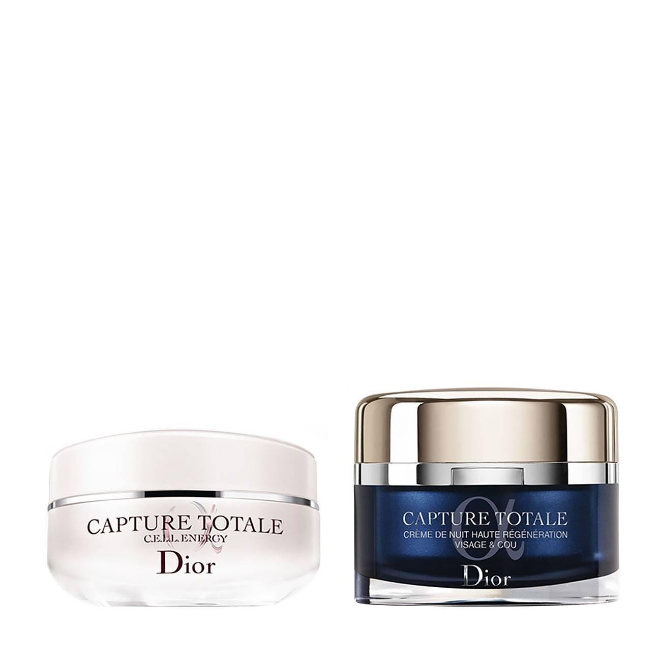 Capture Totale Day & Night Set 110ml Dior imagine 2021 bestvalue.eu