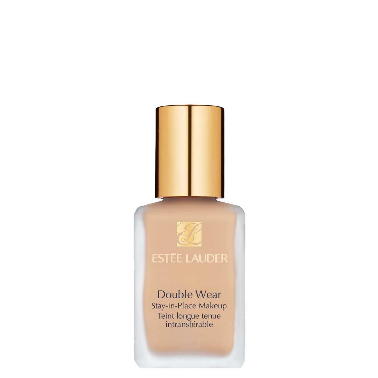 Double Wear Stay-in-place 30 Ml 1w2 Sand-warm/golden Undertone
