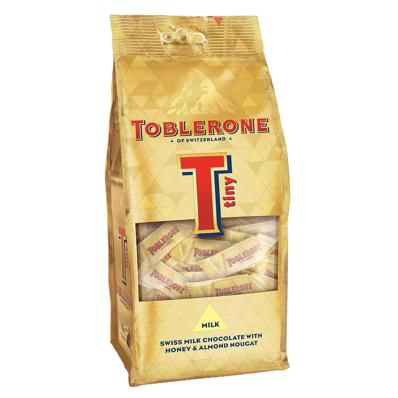 Toblerone Tiny Milk Bag 272 G