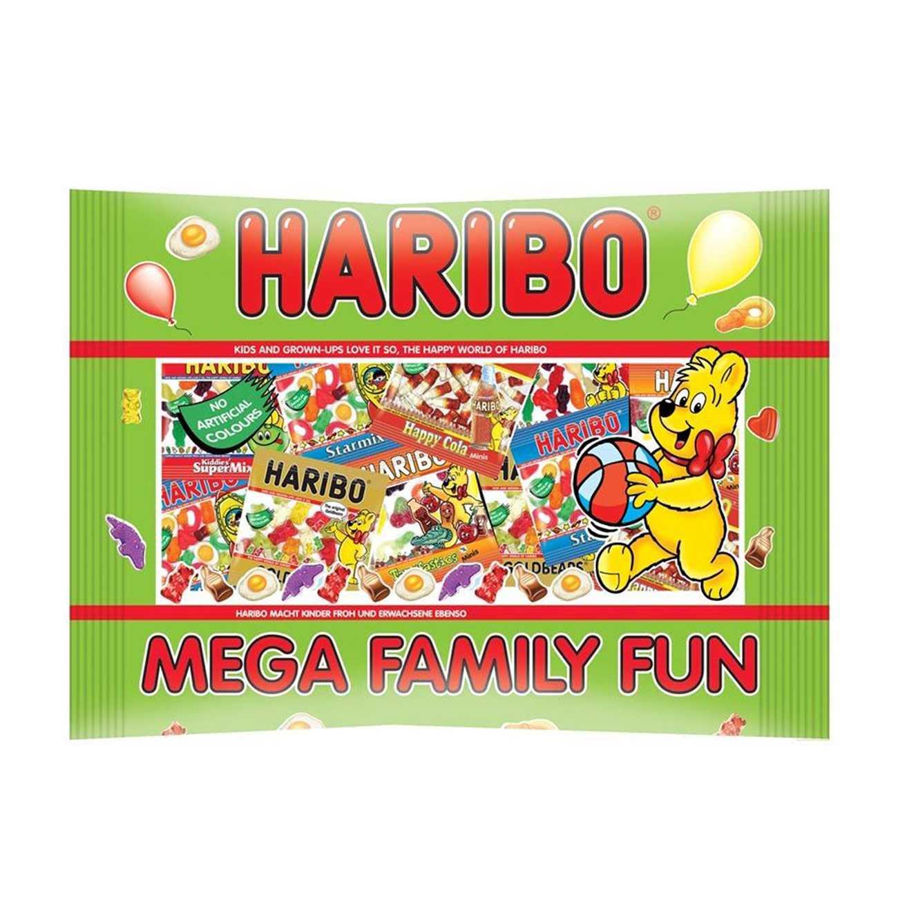MEGA FAMILY FUN 750 G