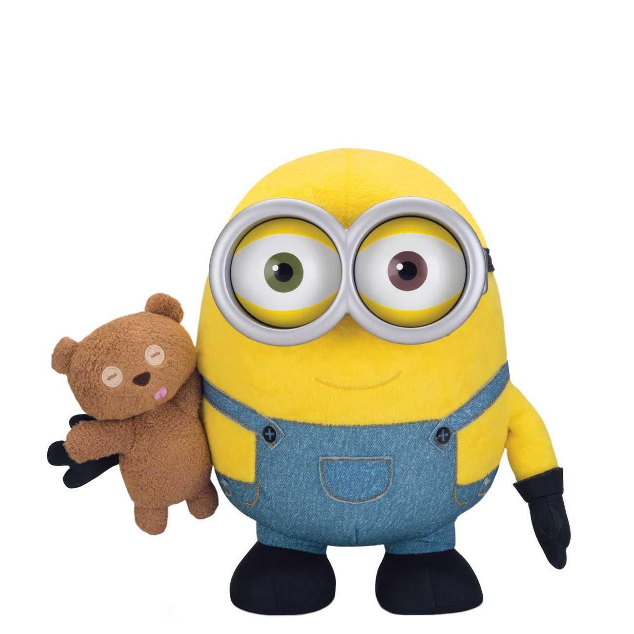 BOB WITH TEDDY BEAR