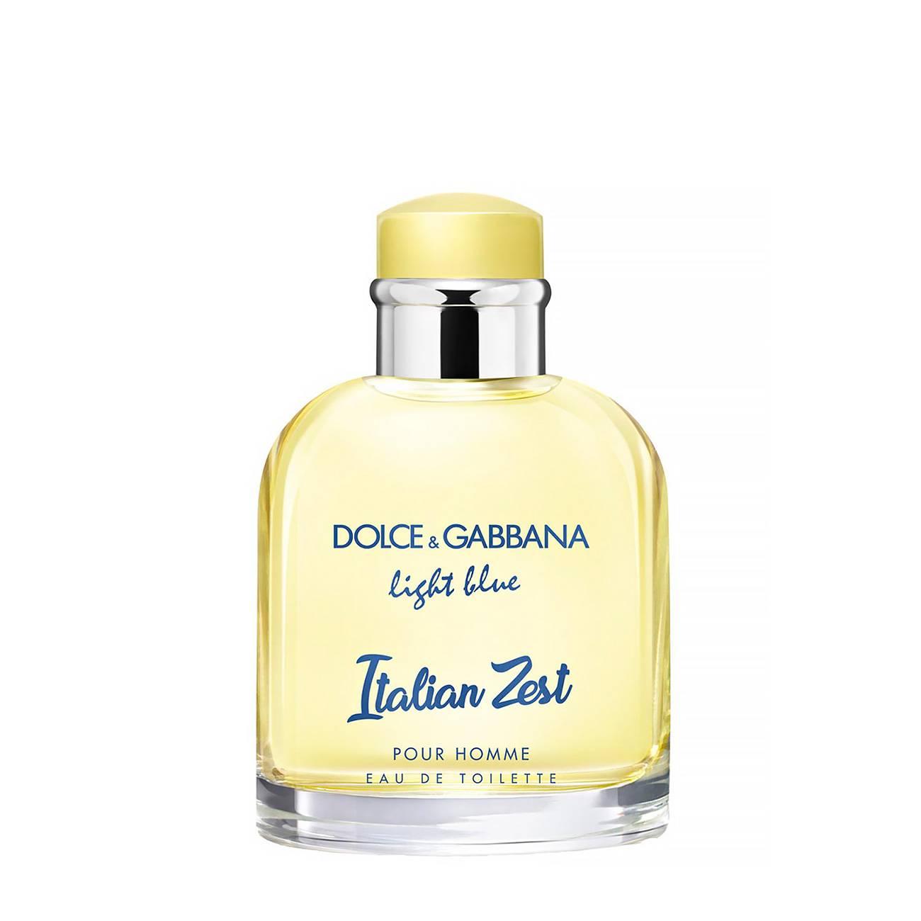 LIGHT BLUE ITALIAN ZEST POUR HOMME 75ml poza noua