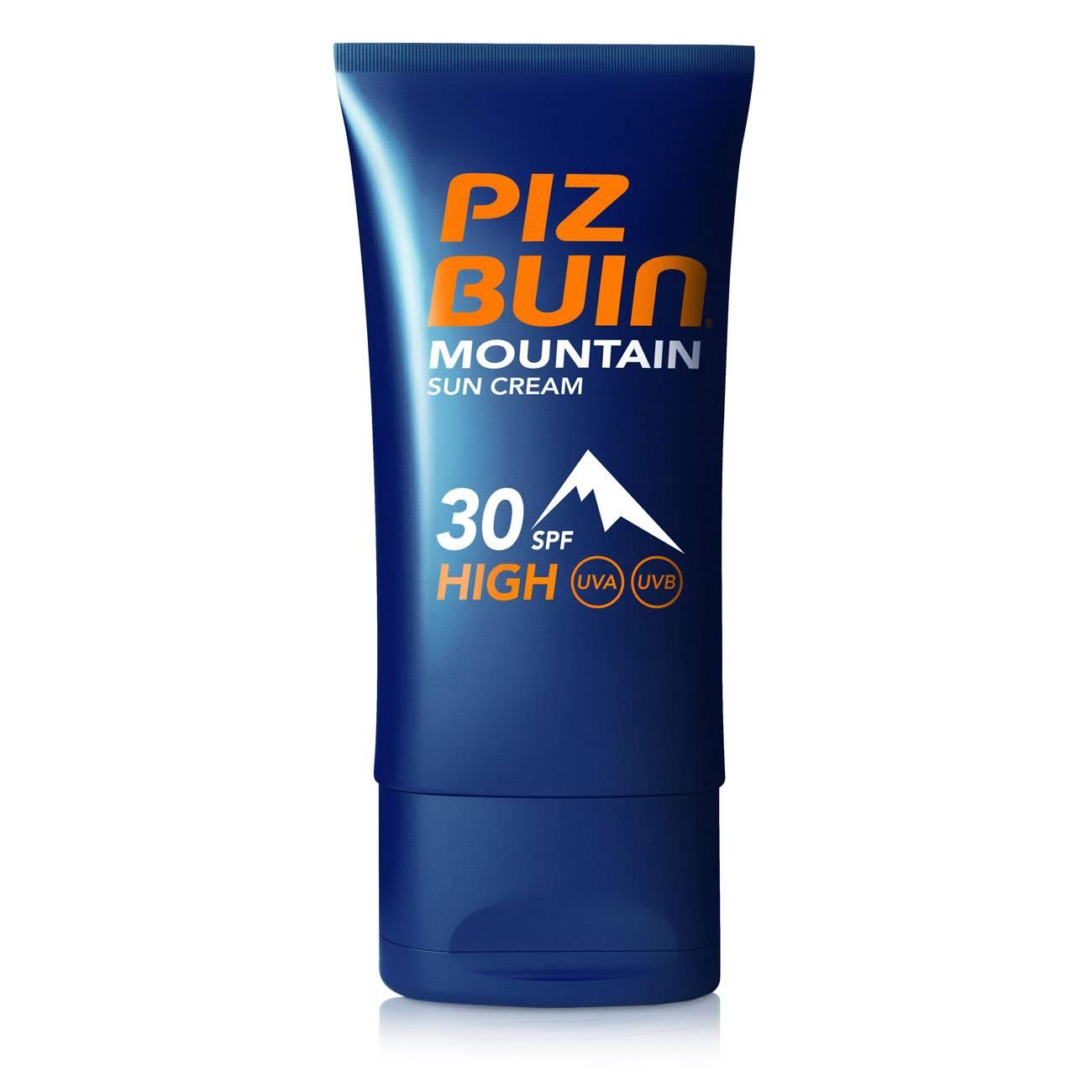 Mountain Cream 50 Ml Piz Buin imagine 2021 bestvalue.eu