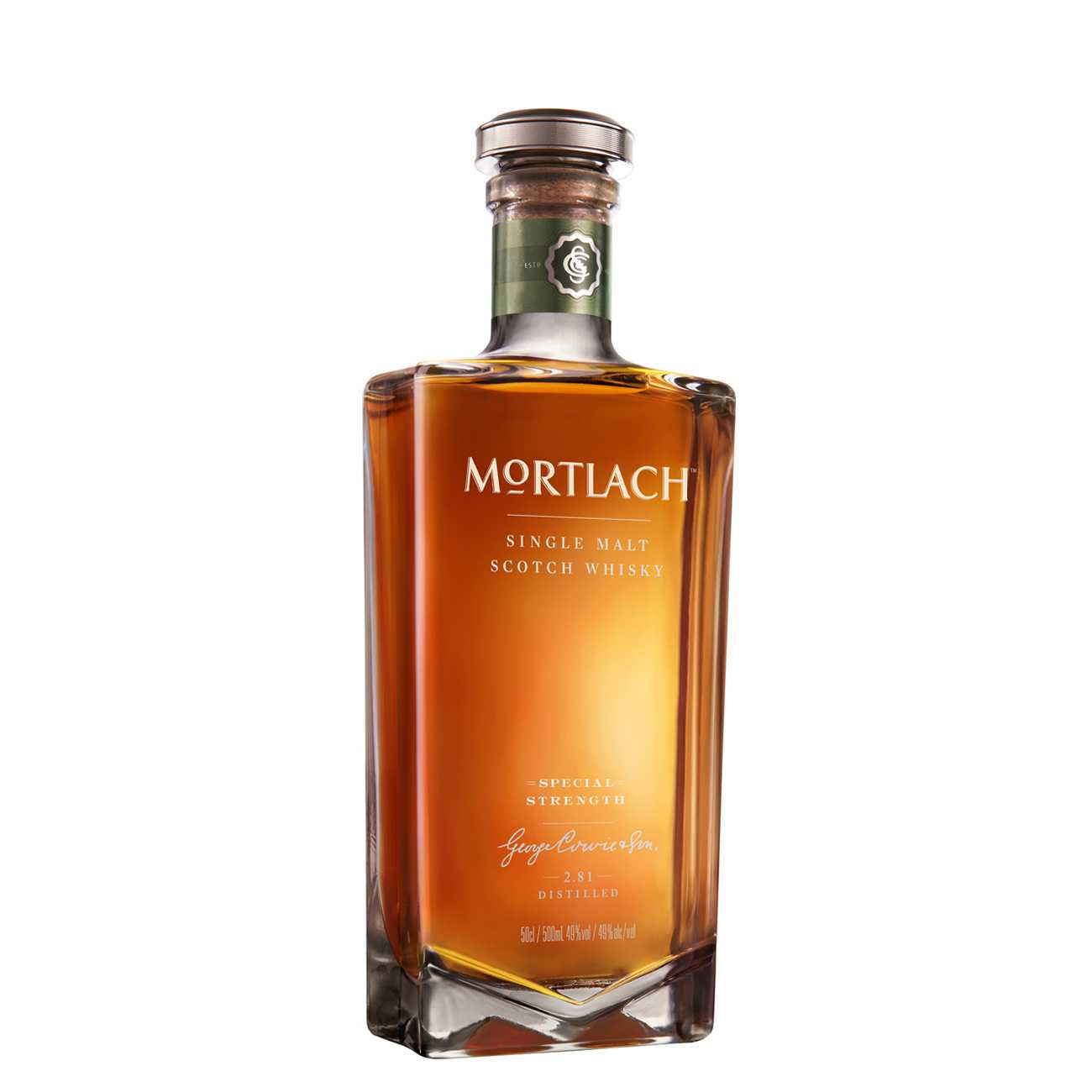 Single Malt 500 Ml de la Mortlach