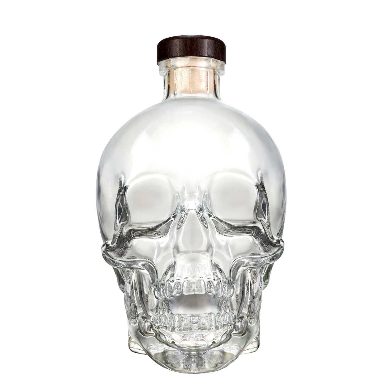 Vodka, VODKA, Crystal Head