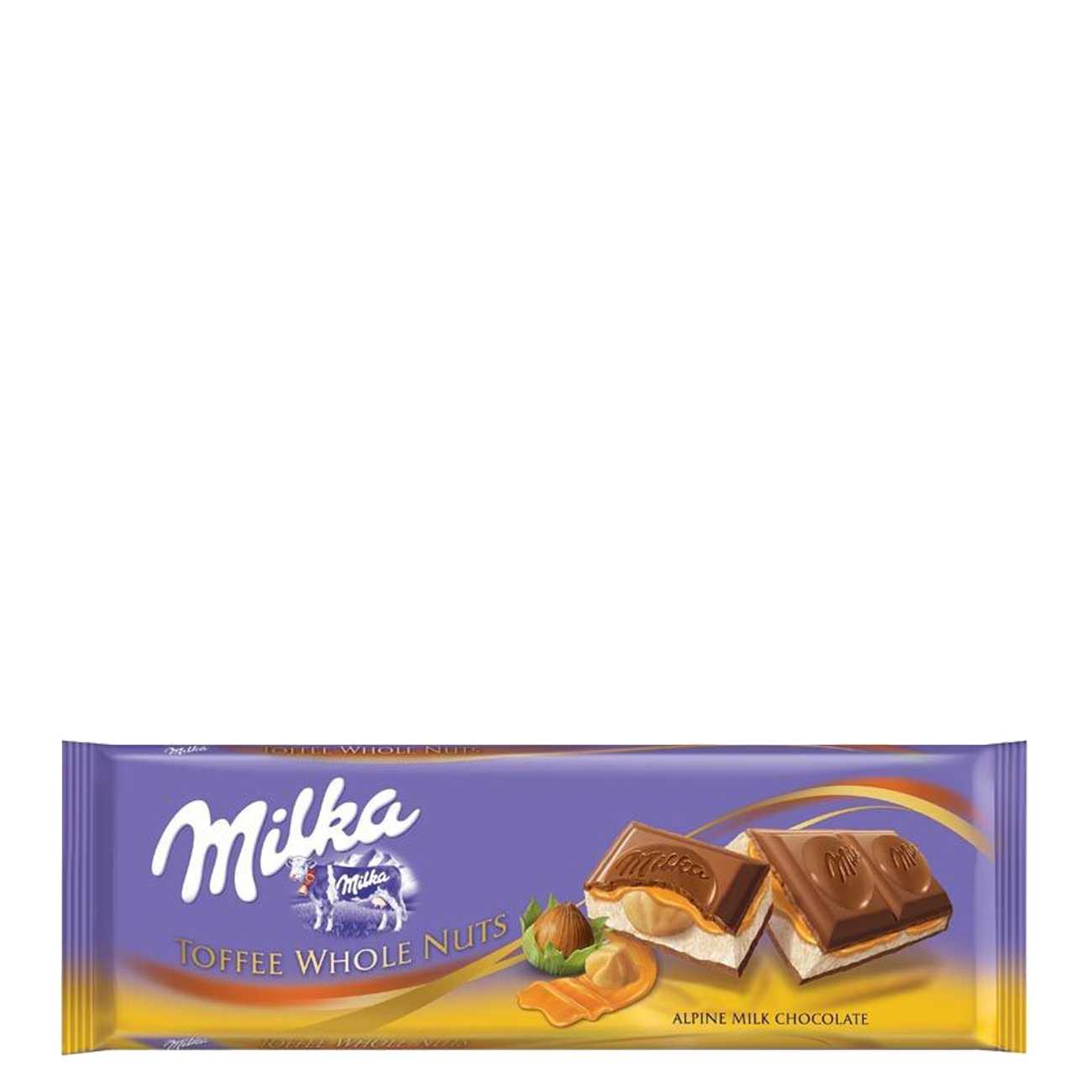 TOFFEE WHOLE NUTS 300 G