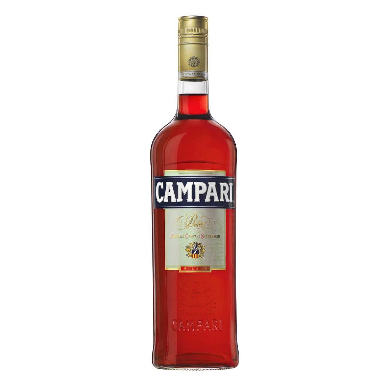 Aperitive si vermut, BITTER 1000 ML, Campari